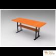 Spárta köztéri asztal kültéri asztal