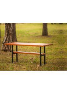 Spárta kültéri asztal palisander